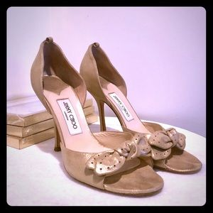 Jimmy Choo Heels Made in Italy  Size 39.5